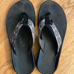 {Chaco} Flip Flops, size 7 EUC
